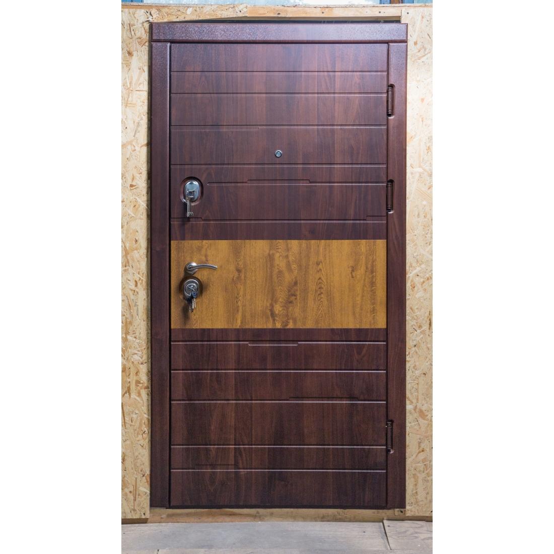 Купить входную дверь Комби (серия «Элит»)