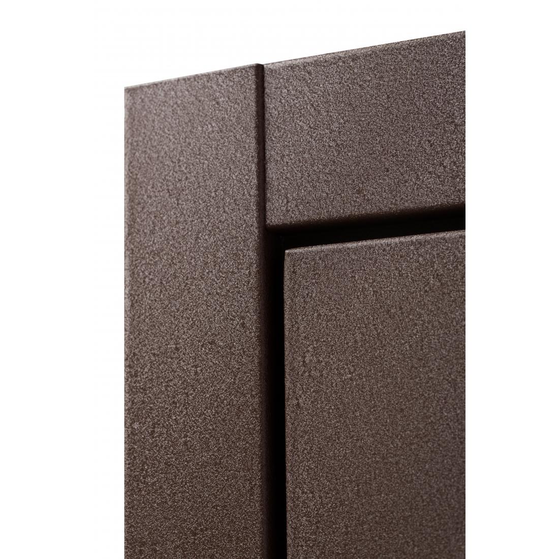Купити вхідні двері Гарант (серія «Метал/Метал»)