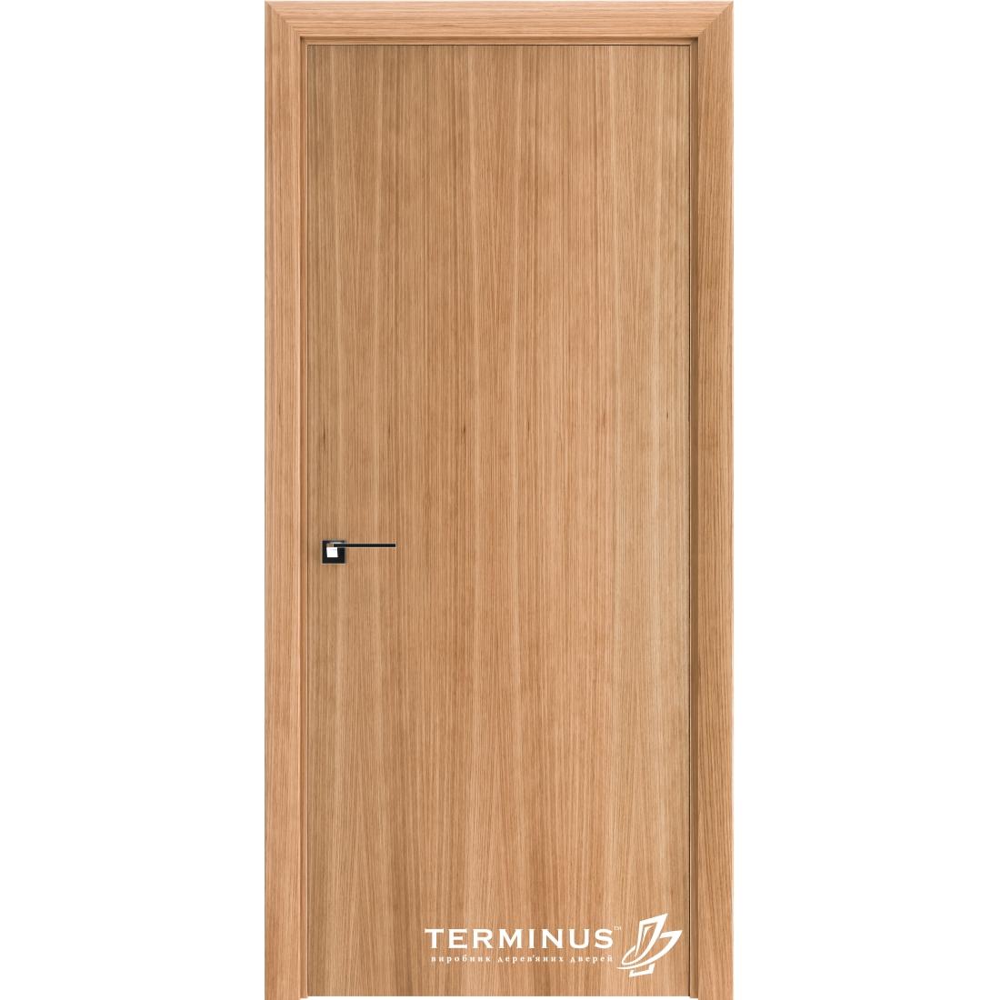 """Купити міжкімнатні двері 01 """"Дуб світлий""""  (серія «Urban»)"""