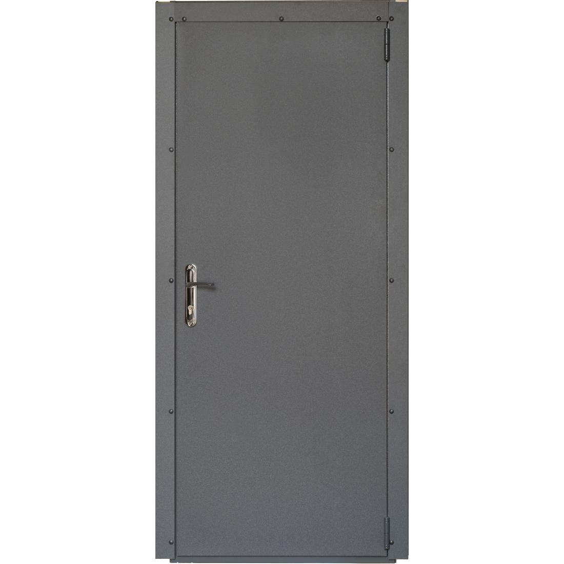 """Купити вхідні двері Техно-графіт (серія """"Техно"""")"""