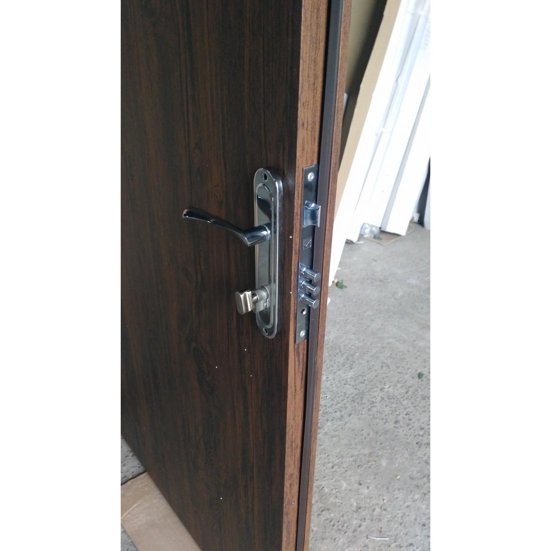 """Купити вхідні двері Техно-дуб темний (серія """"Техно"""")"""