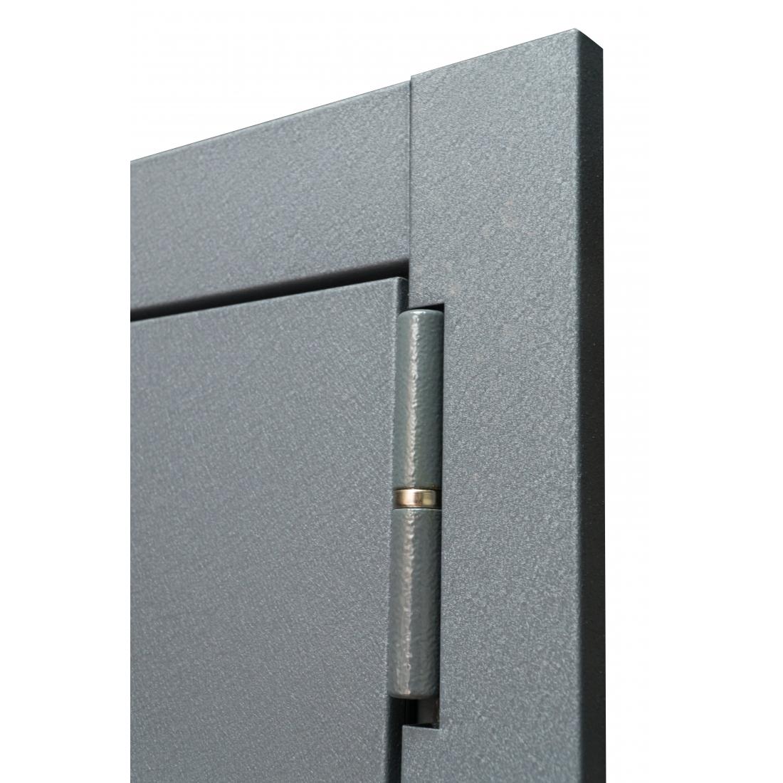 Купити вхідні двері Троя Муар-7024 (серія «Метал/МДФ з Kale»)